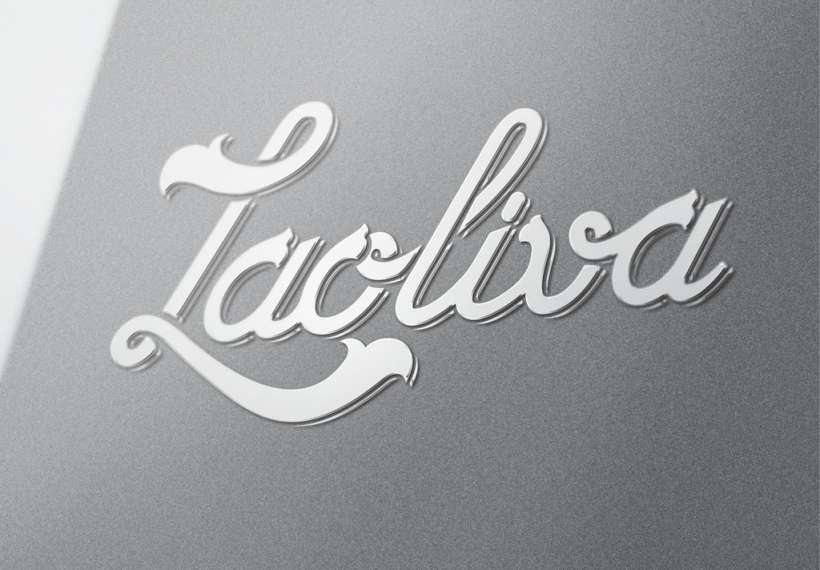 Logo Laoliva mockup