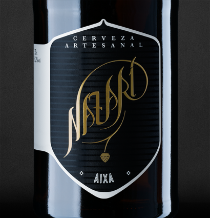 diseño etiquetas cerveza