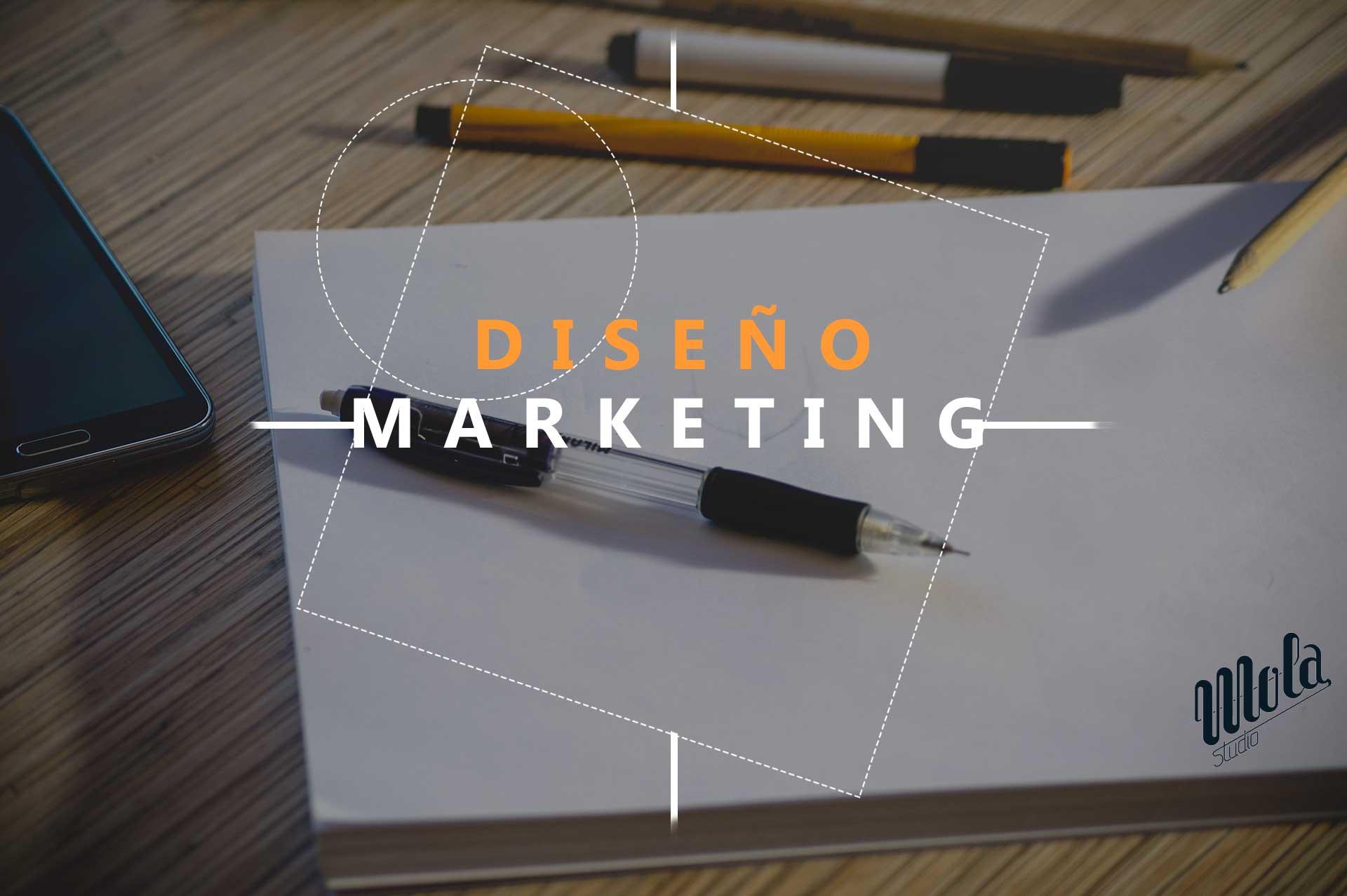 El diseño y el marketing